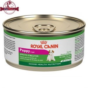 Thức ăn ướt cho chó - Royal Canin - Puppy in gel canned dog food for toy and small dogs