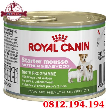 Pate Royal Canin Starter Mousse
