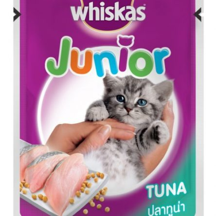 Pate Whiskas Junior cho mèo con